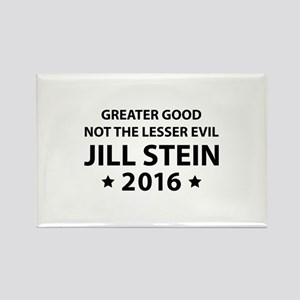 Jill Stein 2016 Rectangle Magnet